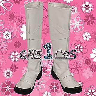 【サイズ選択可】コスプレ靴 ブーツ 16L0967 輪るピングドラム 渡瀬眞悧 わたせさねとし 男性25.5CM