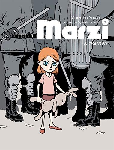 Image of Marzi: A memoir