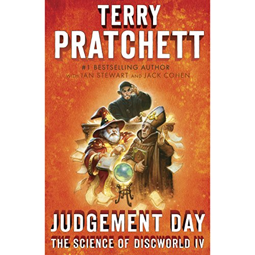 Judgment Day audiobook cover art