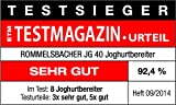 Zoom IMG-2 rommelsbacher jg 40 macchina per