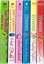 Janet Evanovich, 6-Book Collection: Love in a Nutshell / Hot Stuff / Love Overboard / Back to the Bedroom / Naughty Neighbor / The Grande Finale