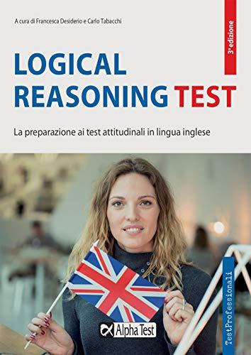 Logical reasoning test. La preparazione ai test attitudinali in lingua inglese
