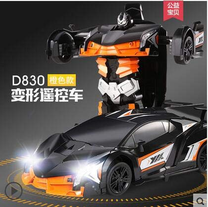 For Sale! Part & Accessories 2018 Transformation Car Remote Control Car Model RC Toys Gift Gesture S...