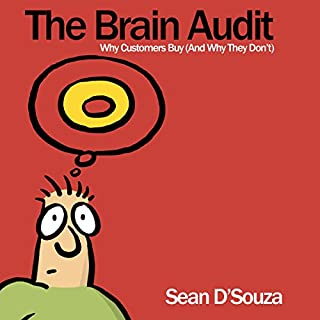 The Brain Audit: Why Customers Buy (And Why They Don't) cover art