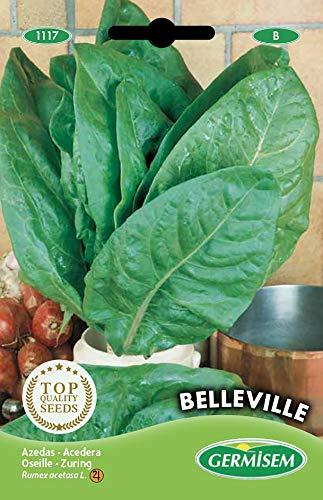 Germisem Belleville Semillas de Acedera 4 g, EC1117