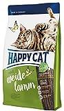 Happy Cat Cibo Secco per Gatti Cura Sistema Urinario Fit & Well Lamb - 4000 gr