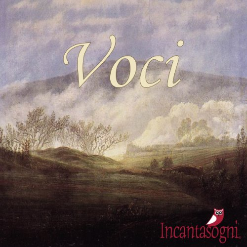 Voci [Voices] audiobook cover art