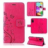 betterfon Flower Mobile Phone Case Protective Flip Case for