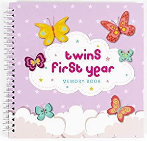 🙌💖TWICE THE JOY: Finding out that you're expecting twins may come as a bit of a shock, but it is a great blessing to have! At Unconditional Rosie we decided to create the first baby memory book designed specifically for parents expecting twins. We ho...