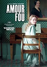 Image of Amour Fou New DVD. Brand catalog list of Film Movement.