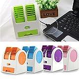 RamKrishna Enterprise Mini Fan & Portable Dual Bladeless Small Air Conditioner Water Air Cooler...