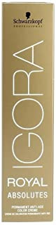 Schwarzkopf Igora Absolutes Tinte Permanente, Tono 4-60 - 60 ml
