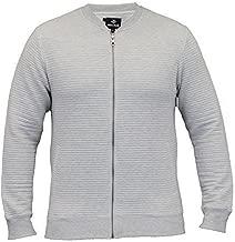 Threadbare Mens MA1 Ribbed Sweatshirt FMV004PKA