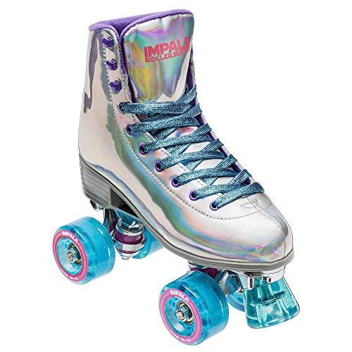 Impala Rollerskates (US 8 / EU 39 / UK 6, Holographic)