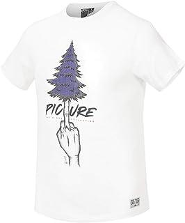 Picture Pine 2021 - Camiseta, color blanco blanco L
