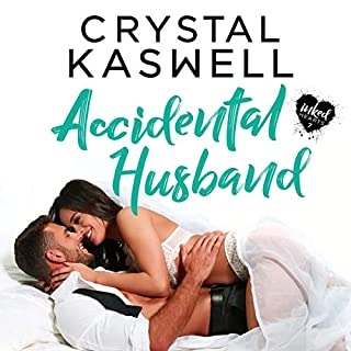 Accidental Husband                   By:                                                                                                                                 Crystal Kaswell                               Narrated by:                                                                                                                                 Kai Kennicott,                                                                                        Wen Ross                      Length: 9 hrs and 32 mins     31 ratings     Overall 4.4