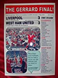 Liverpool 3West Ham United 3–2006FA Cup