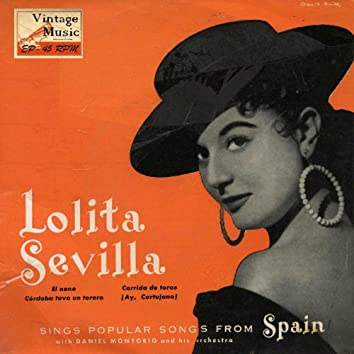 Vintage Spanish Song Nº38 - EPs Collectors