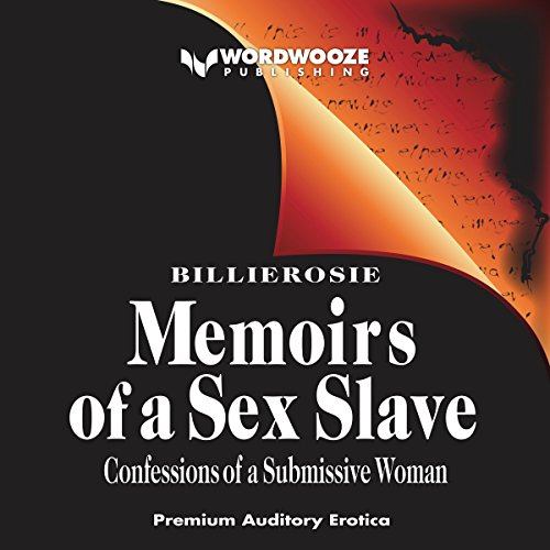 Memoirs of a Sex Slave audiobook cover art
