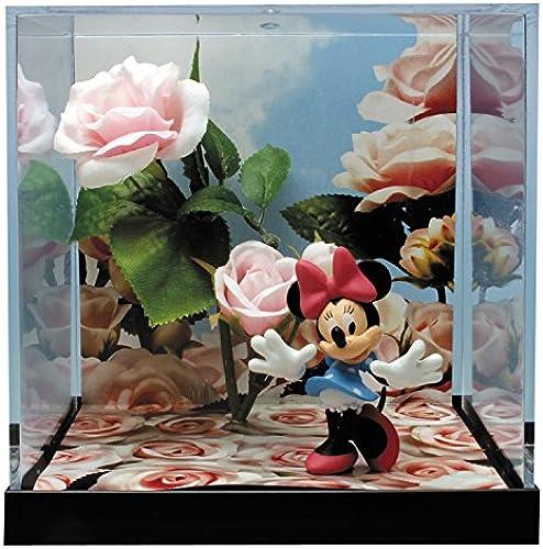 Disney-Figuren Diorama Serie & amp; Pflanzen Mini-over & amp; Rosa