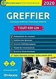 Greffier - Concours externe - Concours interne. Préparation des concours de greffiers