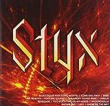 Songtexte von Styx - Icon