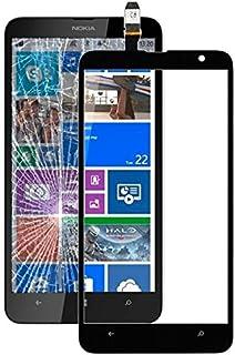 QFH قطعة لوحة لمس عالية الجودة لنوكيا لوميا 1320 قطع غيار أجهزة اللمس متعددة اللمس