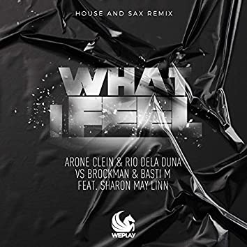 What I Feel (House and Sax Remix)