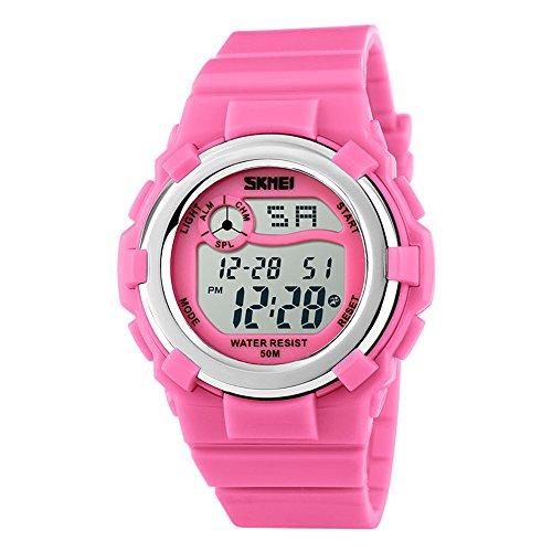 Relógio, Digital, Skmei, 1161, feminino, multi-colored