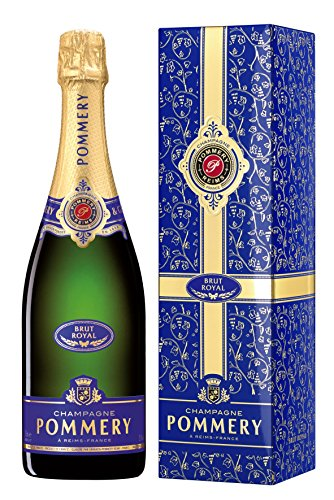 Pommery Brut Royal Champagner in Geschenkverpackung, saisonale Ausstattung Champagner, 0.75 l