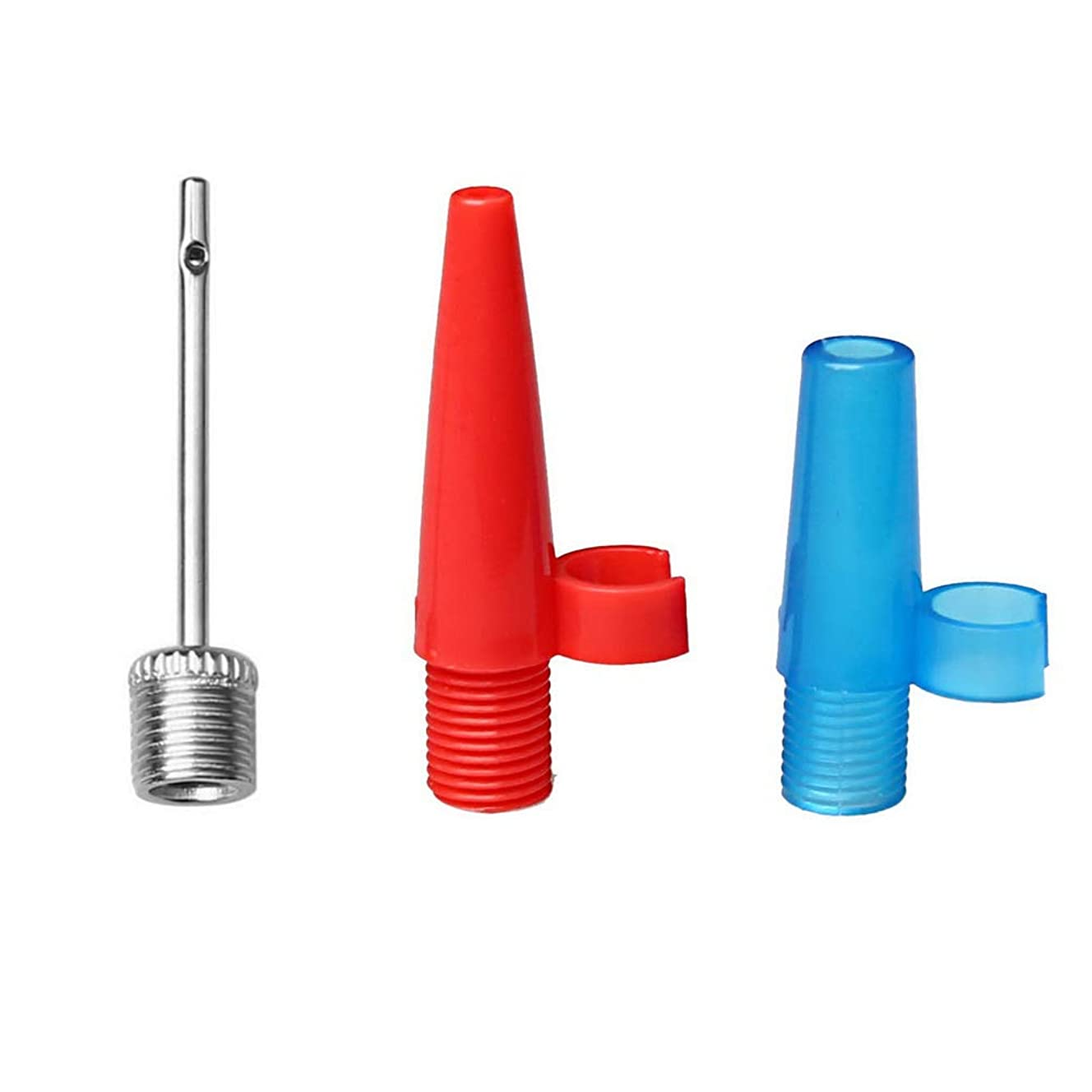 EUBags Ball Pump Needle Kit Inflator Adapter Nozzle Adapter Kit Used for Inflatable Toys, Balloons, Basketball, Etc