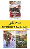 Harlequin Love Inspired October 2017 - Box Set 1 of 2: An Anthology