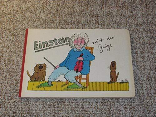 Einstein mit der Geige (1)
