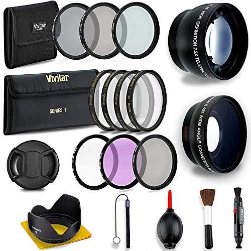58MM Professional Lens & Filter Bundle