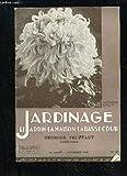 JARDINAGE LA MAISON LE JARDIN LA BASSE-COUR N° 177 - Le forçage des plantes à bulbes, par GeorgesTRUFFAUT3Novembre au jardin d'agrément, par Charles An-TICHAN. 6Les cotoneasters, par Charles Antichan .7Narcisses et jonquilles, par Henry FUCHS (suite i.9Le