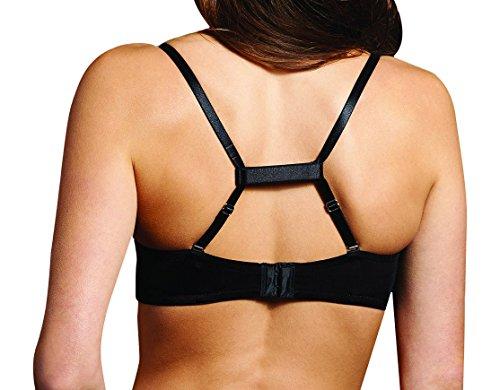 Maidenform Women#039s Elastic Bra Strap Holder Multi One Size
