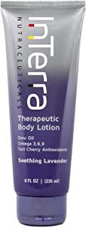 InTerra Nutraceuticals Therapeutic Body Lotions (Lavender)