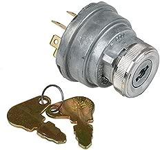 w// 2 Keys /& Free Carabiner John Deere Gator ProGator 1800 Ignition Switch