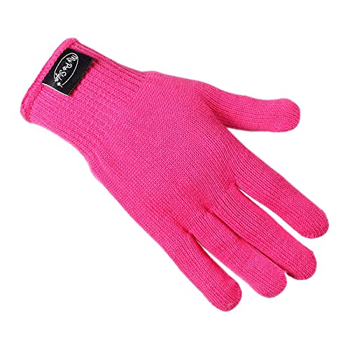 Professional Heat Resistant Glove for Hair Styling Heat Blocking for...