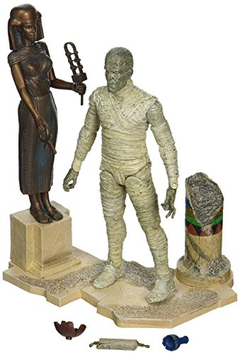 DIAMOND SELECT TOYS Universal Monsters Select: Mummy (Version 2) Action Figure