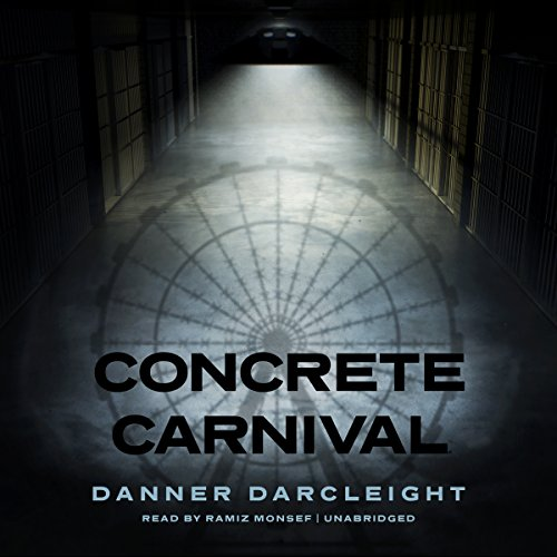 Concrete Carnival audiobook cover art