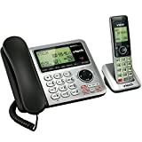Best Corded Cordless Phones - VTech CS6649 DECT 6.0 Expandable Corded/Cordless Phone Review