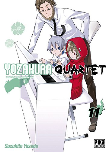 Yozakura Quartet T11: Quartet of cherry blossoms in the night