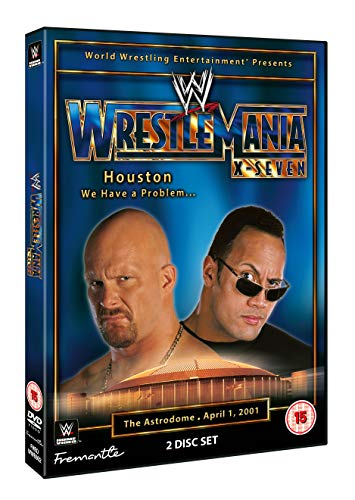 WWE: WrestleMania 17 [DVD]