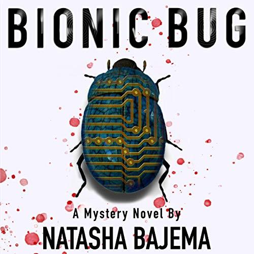 Bionic Bug audiobook cover art