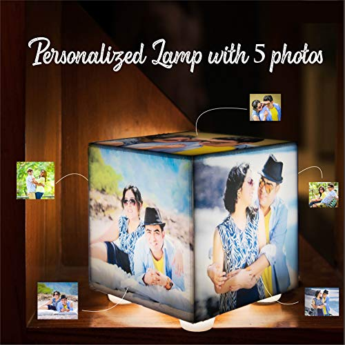 ZOCI VOCI Mini Photo Lamp | Best Birthday & Anniversary Gift for Boyfriend | Personalised Gift for Girlfriend | Unique Gifts under 1000 | 4.5 star product with 300 reviews