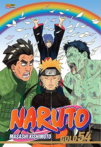 Naruto Gold - 54