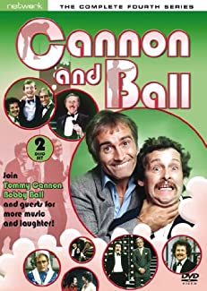 Cannon And Ball - The Complete Fourth Series