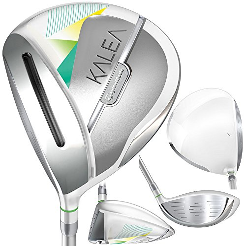 TaylorMade Women's Kalea Golf Driver, Left Hand, Graphite, 12 Degree