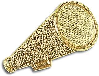 Set of 100 Chenille Pins - Megaphone